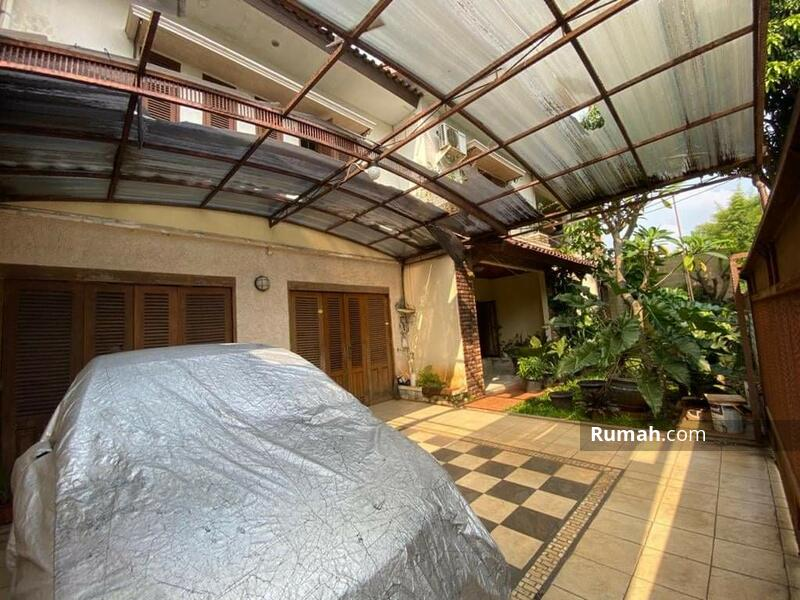 Rumah cantik luas villa cimere mas harga terbaik #107372218