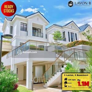 Dijual - Lavon (Cluster Lavisa)