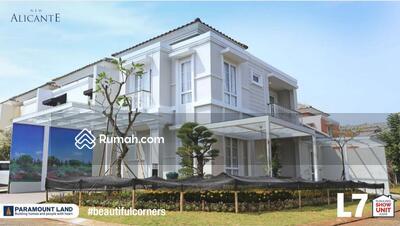 Dijual - Rumah Mewah Strategis New Alicante Gading Serpong Tangerang