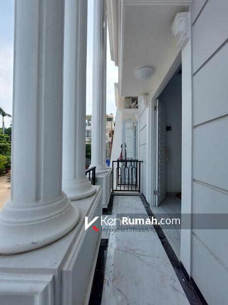 Rumah Mewah Private pool Dekat Tol TB Simatupang dan MRT Lebak Bulus #107422128
