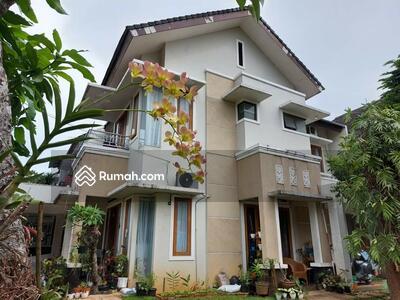 Dijual - Rumah cantik dalam cluster cinere dekat dengan tol brigif