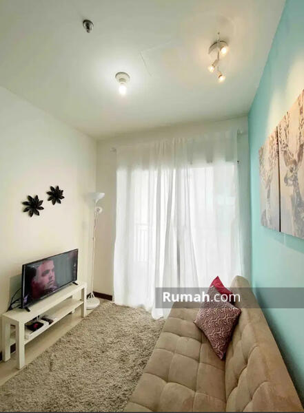 Dijual cepat condominium greenbay 1 kamar tidur full furnished #107463204