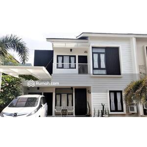 Dijual - Dijual Rumah Cantik Harga Pandemi 2 Lantai dalam Cluster di Jatiwaringin Jakarta Timur