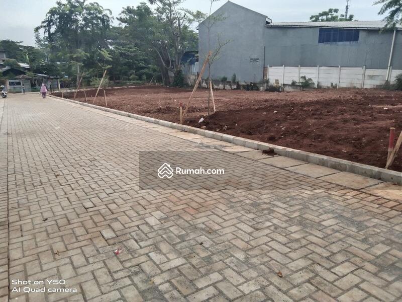 Wow, Tanah Kavling Siap Bangun Dekat Tol  Bintara dan Stasiun Cakung #107476106