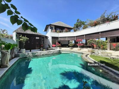 Dijual - Dijual 2 Unit Villa View Sawah Di Berawa, Canggu   LV 527