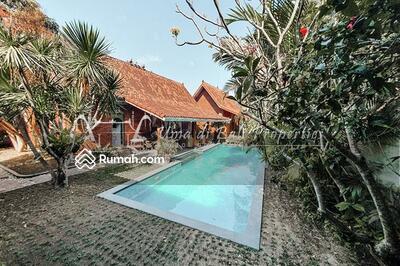 Dijual - Dijual Villa Joglo Dengan Kebun Luas Di Canggu, Bali   IT 336
