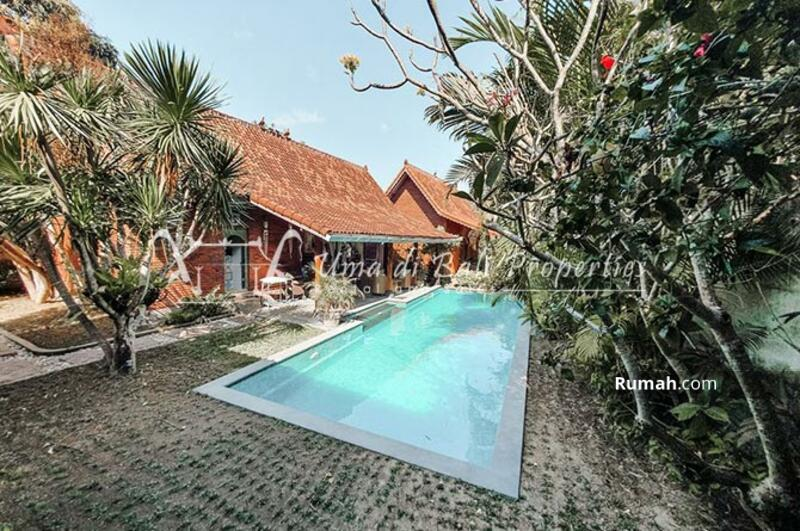 Dijual Villa Joglo Dengan Kebun Luas Di Canggu, Bali   IT 336 #107641984