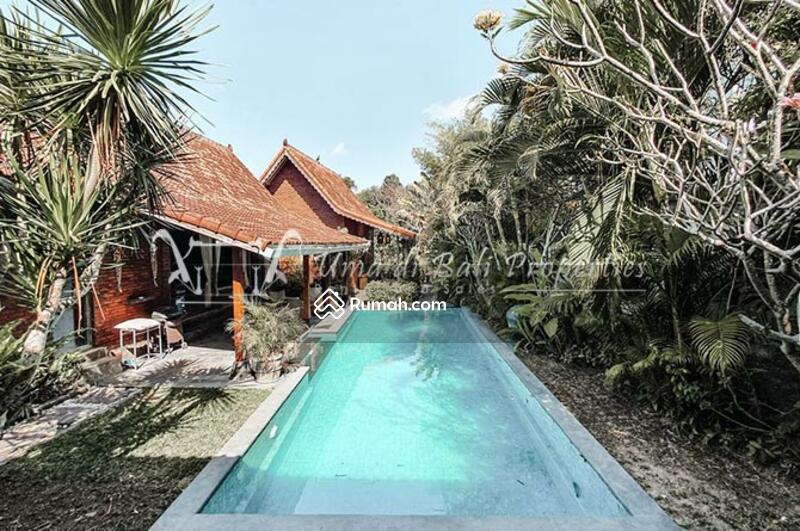 Dijual Villa Joglo Dengan Kebun Luas Di Canggu, Bali   IT 336 #107641986