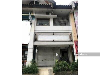 Dijual - Ruko siap pakai 2 lantai luas 5x15 75m2 di Bintaro Tangerang