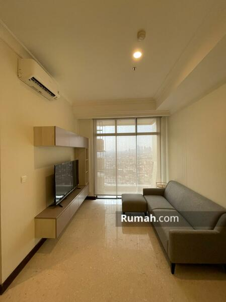 Vco - Disewa Permata Hijau Suites 2BR Baru Furnish Tower Ebony Lt Tengah #107499054
