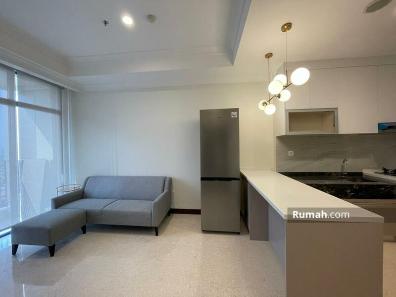 Vco - Disewa Permata Hijau Suites 2BR Baru Furnish Tower Ebony Lt Tengah #107499056