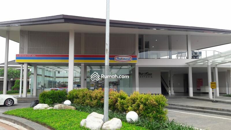 Jarang Ada Rumah Cluster EAST ASIA uk 8x18 di Green Lake City, Jakarta Barat #107505082