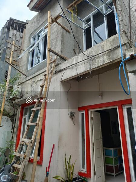 DIJUAL rumah bagus kokoh  murah sekali 2lt baru full renovasi dlm mini cluster balekambang condet #107514162