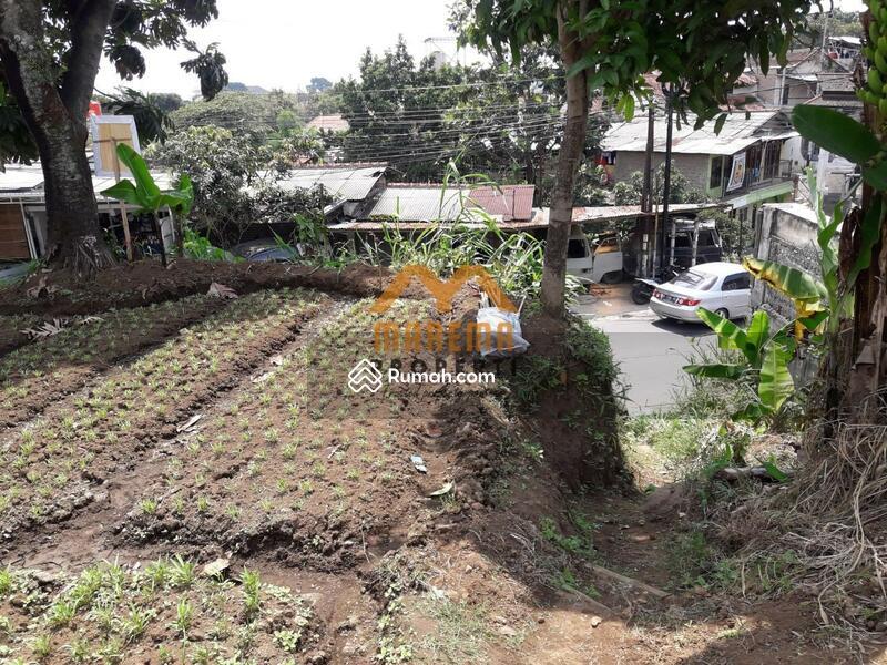 Tanah DiJual di Gegerkalong Bandung Strategis Pinggir Jalan Akses Mudah #107544868