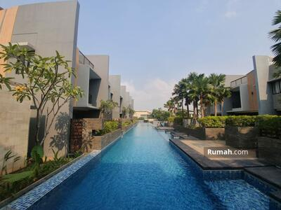 Dijual - Rumah Dijual Brand New Mewah Siap Huni Fasilitas Sharing Pool Di Kemang Jakarta Selatan