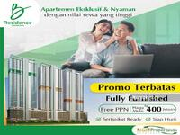 Dijual - Apartemen B Residence Serpong BSD