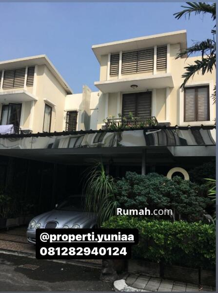 Rumah Rooftop one Gate System Strategis Di Thamrin City Jakarta Pusat #107607016