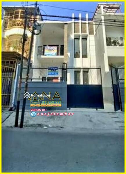 ANA#RUMAH UK 6.5X20M LOKASI BAGUS STRATEGIS BEBAS BANJIR DI JELAMBAR #108582508