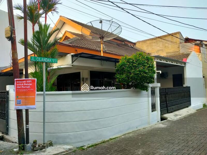 Dijual Cepat Rumah Cilandak Jakarta Selatan (Belakang Citos) #107634692