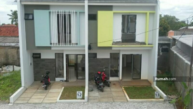Rumah Cantik Siap Huni Lokasi Strategis Bebas Banjir Di Pamulang Promo DP 0%, Gratis AC #107658702