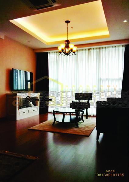 Disewakan Cepat Apartemen Kemang Village 2 BR Luas 131 m2 Fully Furnished #107659428