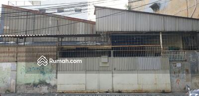 Dijual - Dijual Murah Gudang Hitung Tanah di Jalan Pintu Besi luas 226 m2 Sawah Besar Jakarta Pusat