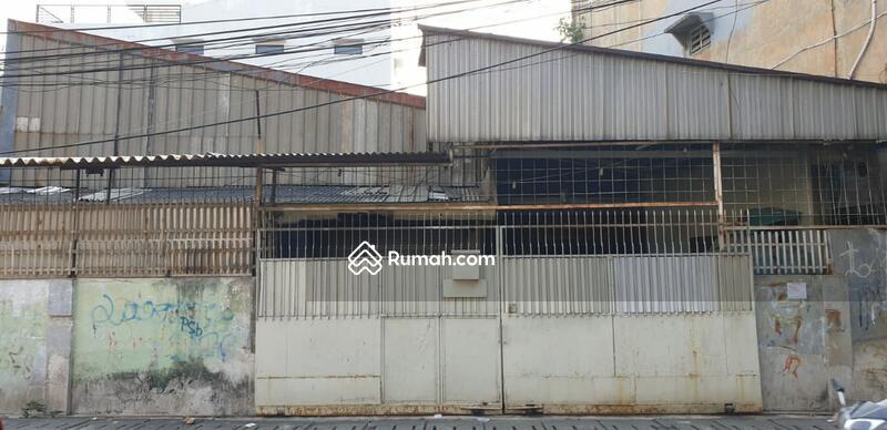 Dijual Murah Gudang Hitung Tanah di Jalan Pintu Besi luas 226 m2 Sawah Besar Jakarta Pusat #107667116