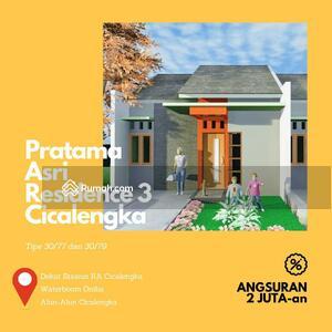 Dijual - Pratama Asri Residence 3 Cicalengka