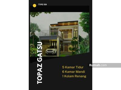 Dijual - Topaz Gatsu