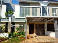 Dijual - Rumah mewah siap huni 2 lantai 220m 10x22 type4KT cluster palm spring JGC jakarta garden city cakung