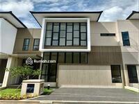 Dijual - Rumah brand new 2, 5 lantai 9x14 126m type 4KT Cluster Semayang Asya JGC Jakarta garden city