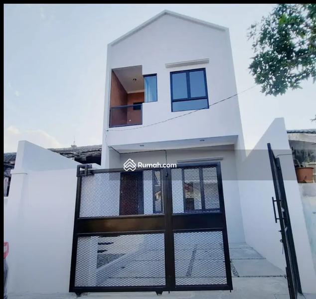 rumah baru single house dalam komplek,dekat halte busway Puribeta di Larangan tangerang #107790358