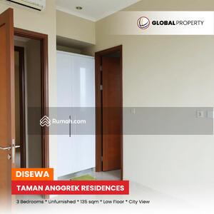 Disewa - Taman Anggrek Residences