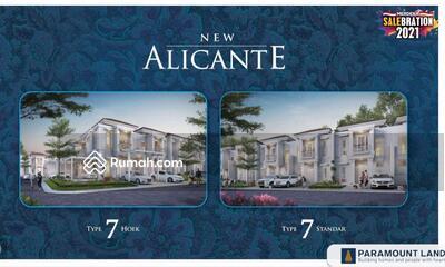 Dijual - Rumah Mewah Besar Strategis New Alicante Village Gading Serpong BSD Tangerang