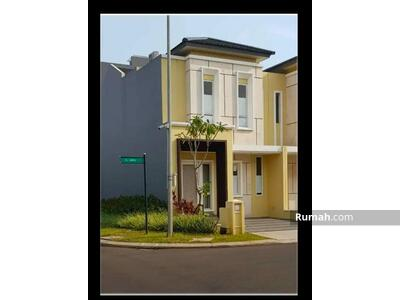 Disewa - Disewakan Rumah 2 Lantai Di Alam Sutera, Siap Huni, Strategis
