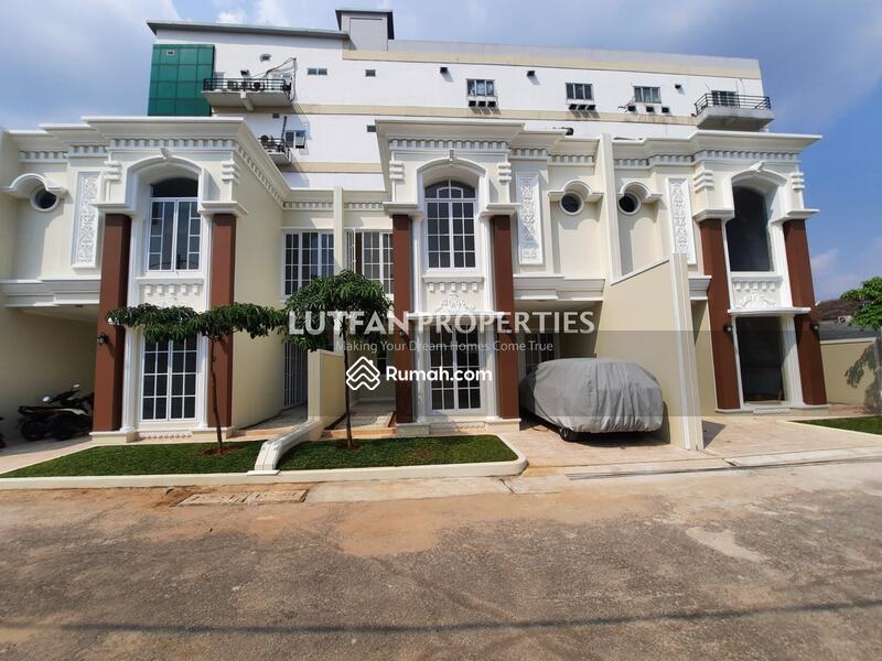 Rumah Mewah Harga Murah Condet Jakarta Timur Depan Jalan Raya #107896304