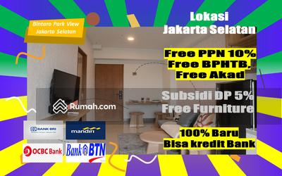 Dijual - Bintaro Park View 100% Baru, Bisa KPA