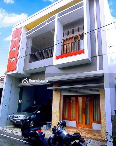 Rumah lux 3 lantai di perumahan cluster solo baru #108022714