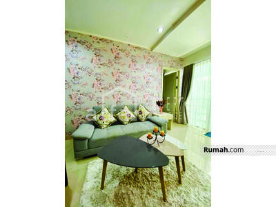 Dijual - Dijual Harga Miring Apartemen Sahid Sudirman Residence 2 BR Fully Furnshed
