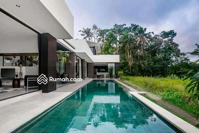Dijual - FREEHOLD: Brand new modern 4 bedroom villa in Ubud, Gianyar, Bali.