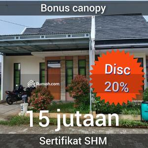 Dijual - 5 Jtaan bisa punya rumah