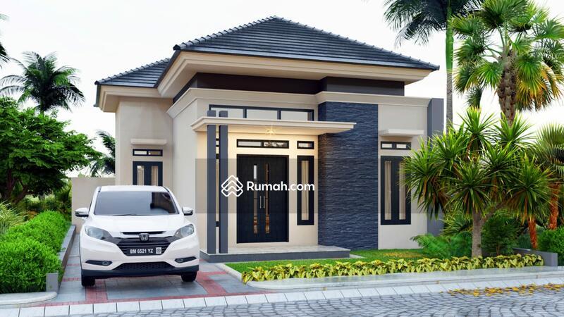Dijual rumah murah cantik dekat kampus unri cukup dp 15 juta di Jl. Garuda Sakti Pekanbaru #108242056