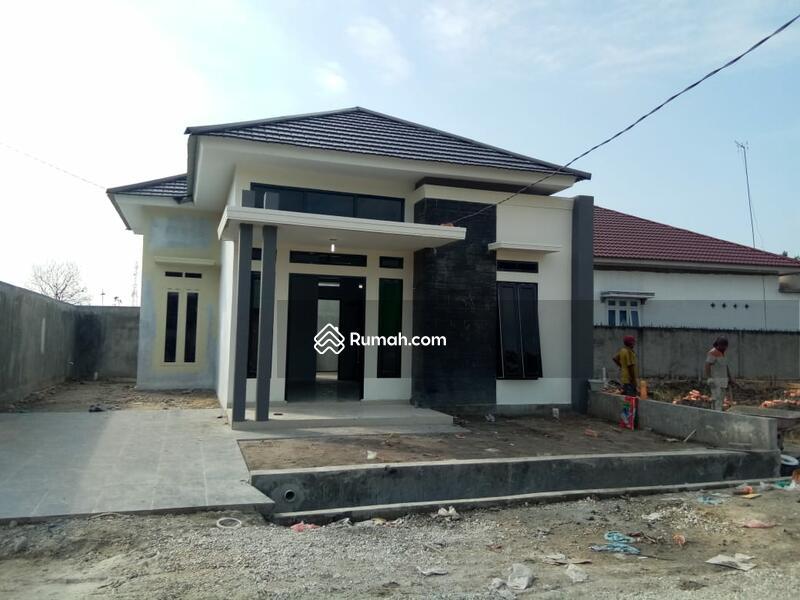 Dijual rumah murah cantik dekat kampus unri cukup dp 15 juta di Jl. Garuda Sakti Pekanbaru #109284130