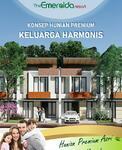Promo kemerdekaan! ! Rumah 2, 5 lantai dekat IKEA Kota Baru Parahayangan hanya 300 juta