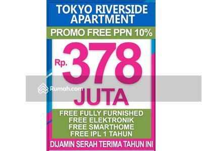 Dijual - Dijual apartement tokyo Riverside