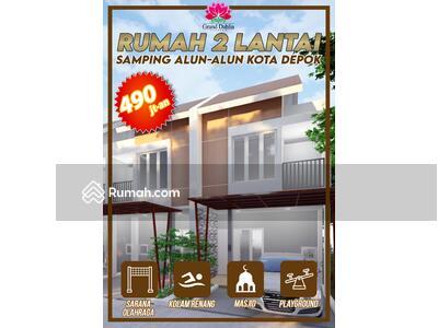 Dijual - Rumah 2 Lantai 490 juta di Kawasan Premium Samping Alun Alun Kota Depok