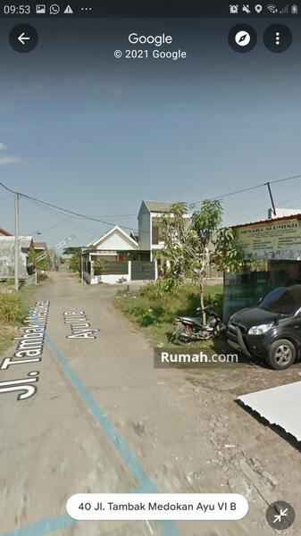 Tanah Murah Tambak Medokan Ayu, Rungkut Surabaya Timur #108344874