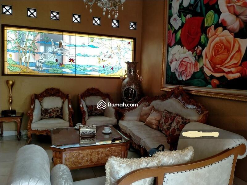 Permata Puri1 rumah dengan fasilitas kolam renang #108376234