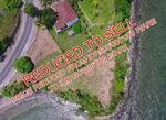 Tanah sengigi lombok depan jalan dan belakang laut very very best ocean view