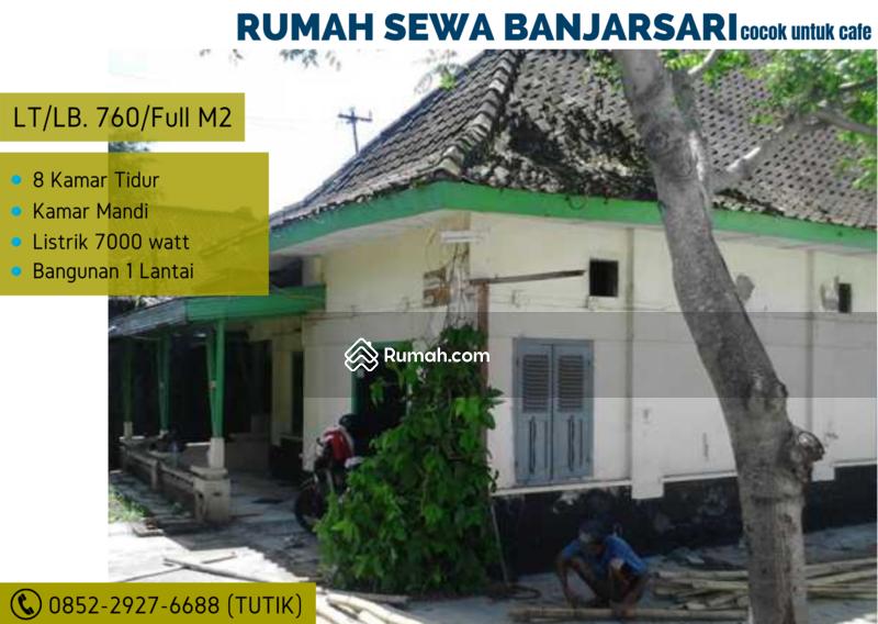 Rumah Cocok Untuk Cafe Area Banjarsari #108487904